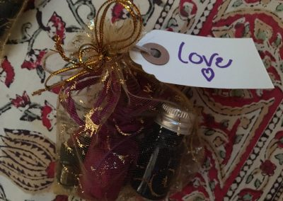 Reiki bottle