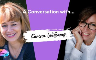 A Conversation with: Karina Williams – Episode 3
